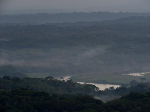 The Río Tarcoles