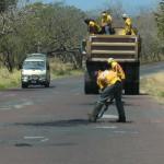 Remarkable Roadwork