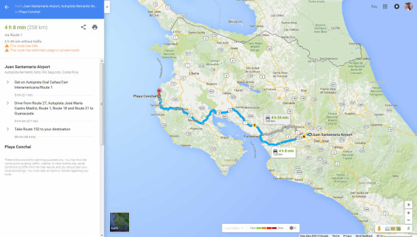Google maps - offline GPS routing available even when there's no cell signal