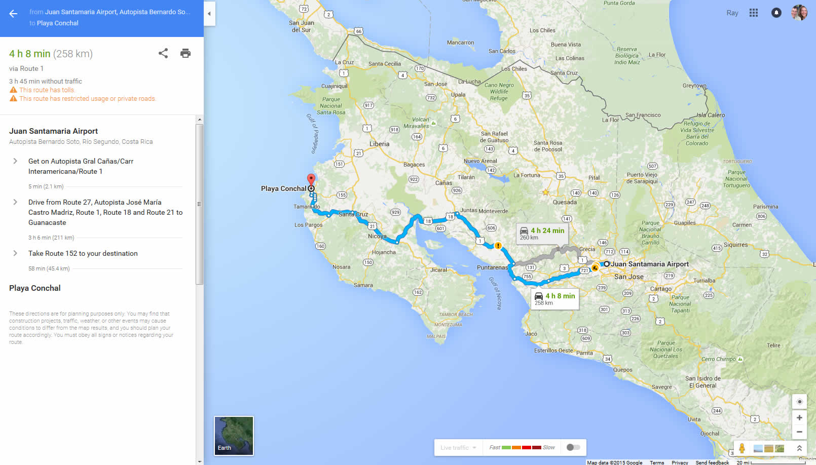 google maps offline gps routing available even when theres no cell signal
