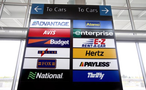 Jfk Airport Rental Car Return Avis