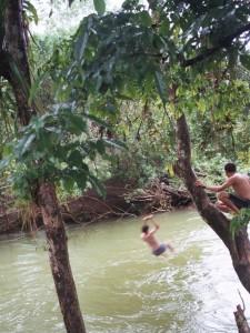 Rio Toro Costa Rica Rope Swing
