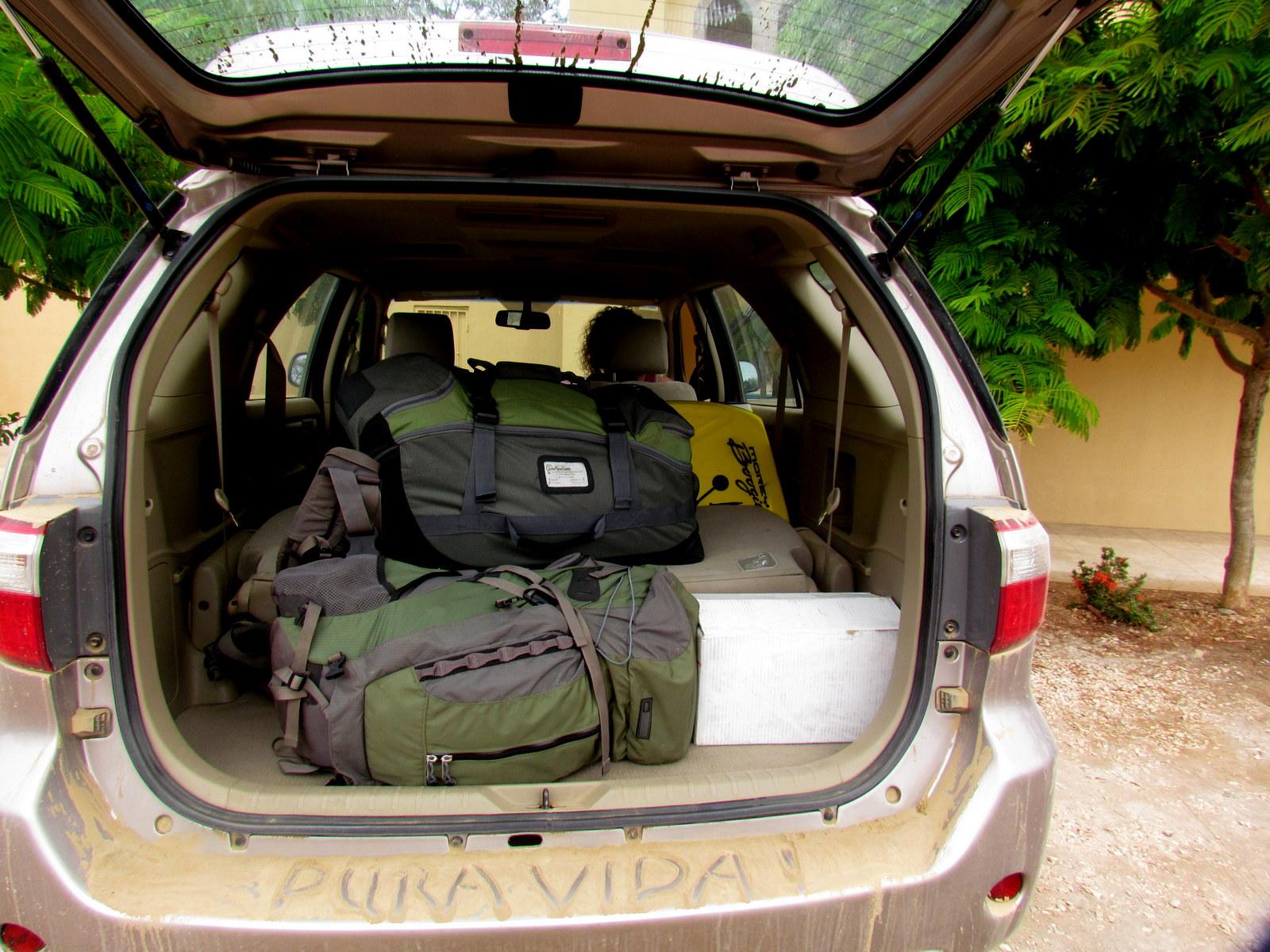 Is a Four Wheel Drive SUV Necessary in Costa Rica?