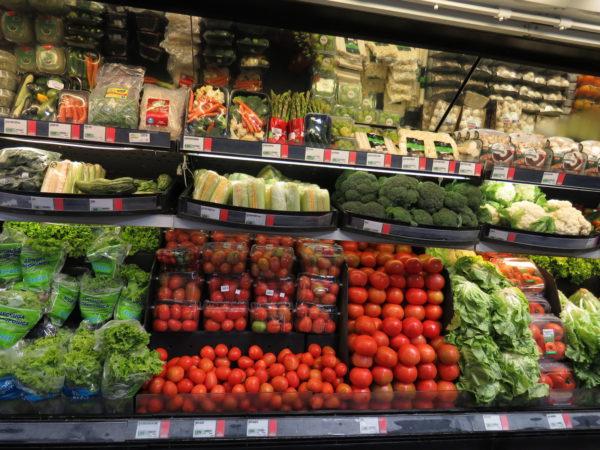 Costa Rica Supermarket