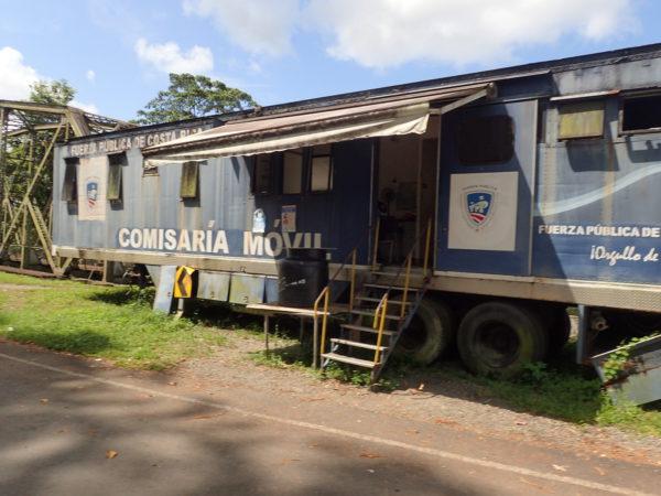 border control office Costa Rica