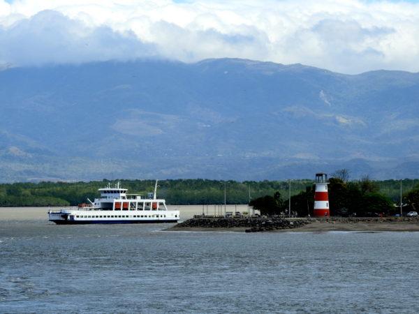 Playa Naranjo Ferry boat