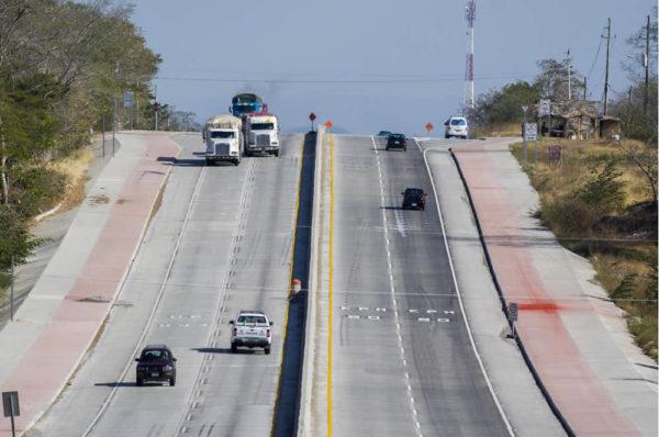Wrong Way on Freeway