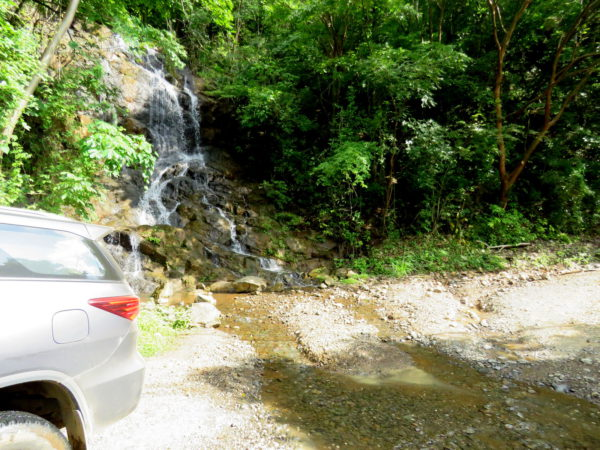 Waterfall River Ford
