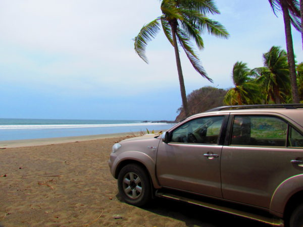 Costa Rica rental car