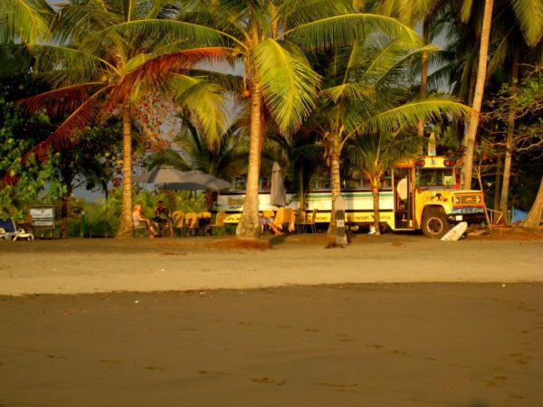 Beach Bus Bar