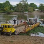 Costa Rica Small Boats – Panga, Lancha, Ferry & Raft
