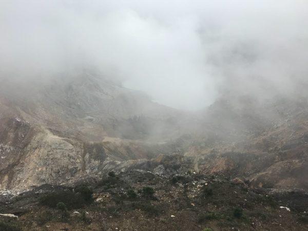 Poas Volcano & Crater Lake reborn 2018