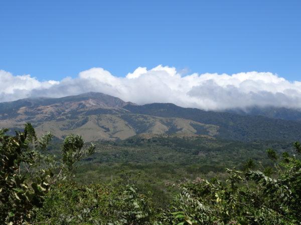 Rincon de la Vieja landscape