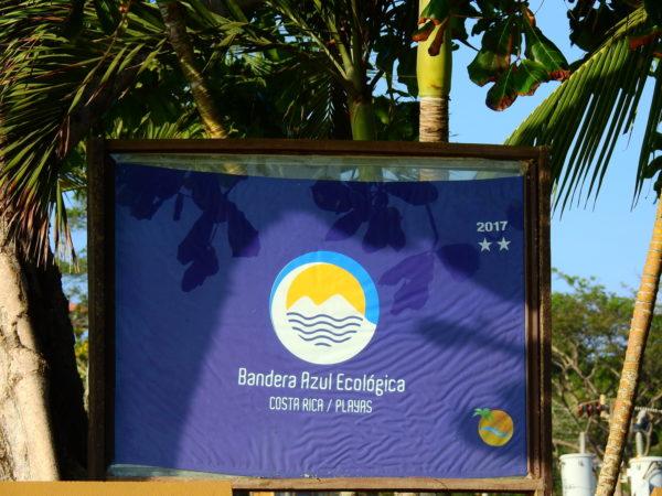 Playa Bandera Azul Ecológica