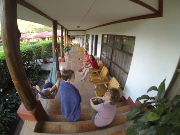 Hacienda Guachipelín Lodge