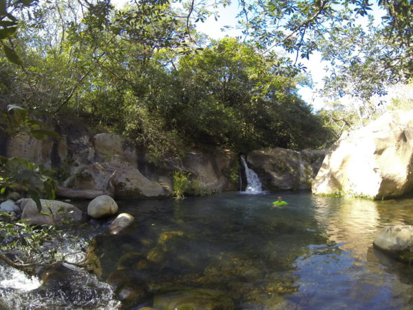 waterfall guachipelin