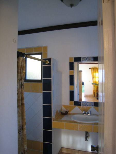 Hacienda Guachipelín bathroom