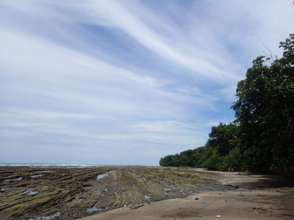 Punta Mala is a rocky point