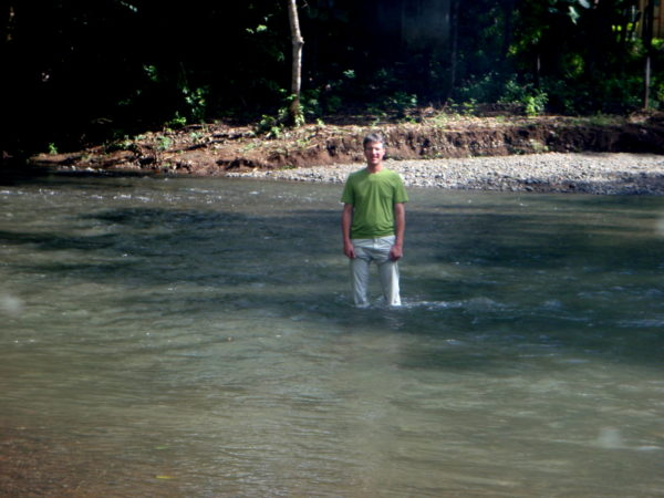 river ford in costa rica