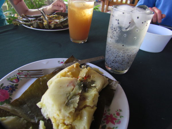 tamales, tamarind and chan