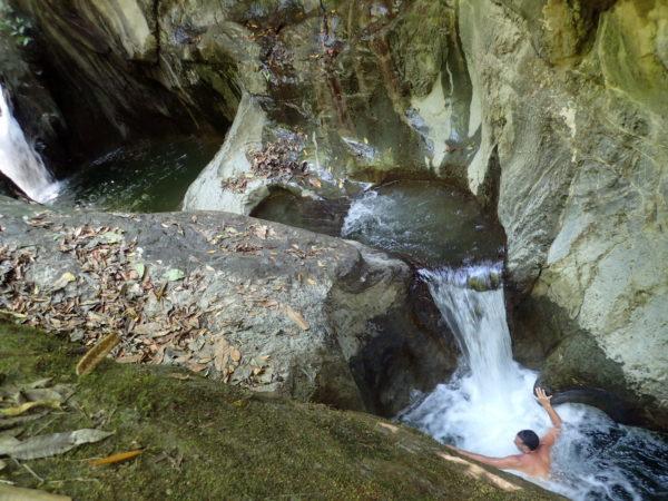 Waterfall Cerros de Turrubares