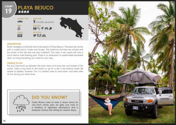 Anna Riedel-Jahn & Lucas T. Jahn Costa Rica - The Ultimate Offroad Camping Guide